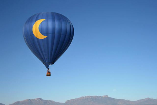 24th Annual White Sands Balloon Invitational